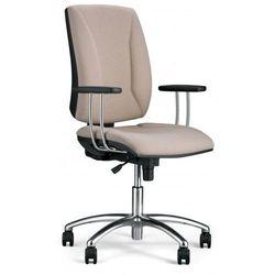 Nowy styl Krzesło obrotowe quatro gtp25i steel04 chrome - biurowe, fotel biurowy, obrotowy