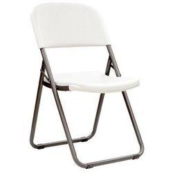Lifetime Krzesło półkomercyjne składane loop leg 80155