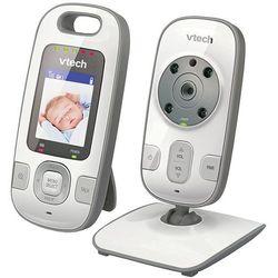 bm2600 safe&sound video essential cyfrowa niania elektroniczna z funkcją video marki Vtech