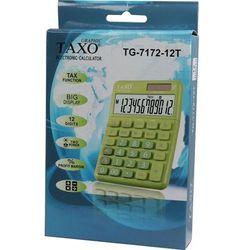 Kalkulator Taxo TG7172-12T zielony (5907437675502)
