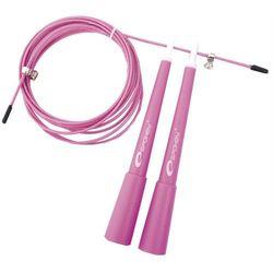 Skakanka CROSSFIT  (różowa), produkt marki Spokey