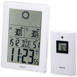 Hama Stacja pogody stacja pogody ews-3100 biała - 136257 - 136257 darmowy odbiór w 19 miastach! (4047443302809)