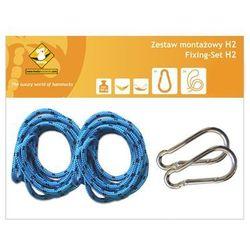 Zestaw montażowy H2_2 do hamaków, Niebieski koala/zh2_2