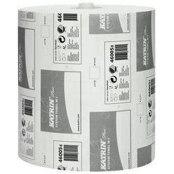 Katrin Ręcznik papierowy w roli plus m 2 warstwy 100 m biały celuloza (6414305460058)