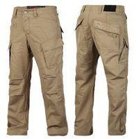 Spodnie bojówki pit bull pitweight 2 - beżowe (326001.2500), Pit bull west coast / usa, S-XL