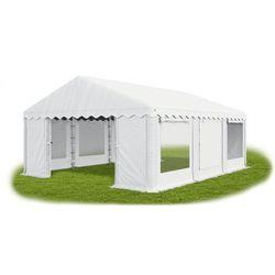 4x6x2m całoroczny namiot cateringowy, okna z moskitierą, solidny namiot bankietowy, konstrukcja winter/pe 24m2 marki Das company