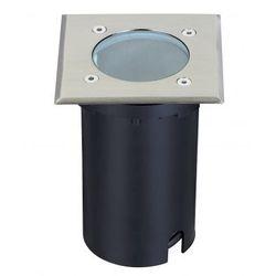 Lampa najazdowa Cometa SG700Q 1xGU10 kwadrat. Polux - produkt dostępny w Ekotechnik24.pl
