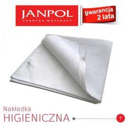Janpol Nakładka higieniczna - , rozmiar - 140x200 cm - negocjuj ceny
