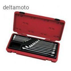 Zestaw kluczy płasko-oczkowych 16 sztuk, 910010B