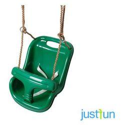 Huśtawka kubełkowa - zielony