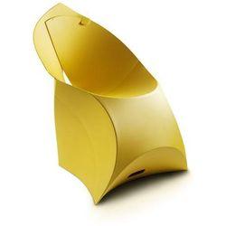 Flux Krzesło  junior żółte