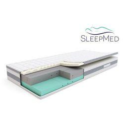 Sleepmed comfort - materac termoelastyczny, piankowy, rozmiar - 80x200 wyprzedaż, wysyłka gratis