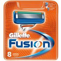 Gillette  8szt fusion power wkłady do maszynki do golenia (7702018867059)
