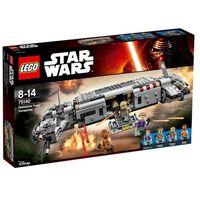 Lego STAR WARS Transport ruchu oporu (resistance troop transporter) 75140