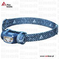 Latarka czołowa LED Mactronic PHOTON 90lm (AHL0011) - 2 diody: ciepłe i białe światło z kategorii Latarki