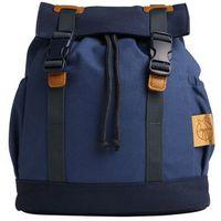 LÄSSIG 4Kids Maz plecak - Little One & Me Backpack kolor niebieski, kolor niebieski