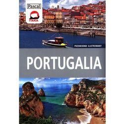 Portugalia Przewodnik Ilustrowany Pascal, książka w oprawie miękkej