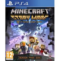Minecraft Story Mode The Complete Adventure (PS4)