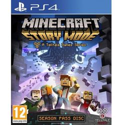 Minecraft Story Mode The Complete Adventure [przygodowa]
