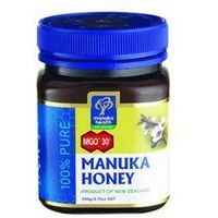 Miód manuka mgo 30+ 250g marki Manuka health