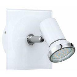 TAMARA-Reflektorek do łazienki nastawna Stal & Szkło Dł.12cm, THK-053843