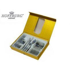 SZTUĆCE HOFFBURG ELEGANT 24 ELE [MIRROR GOLD] [HB-2855], HB-2855