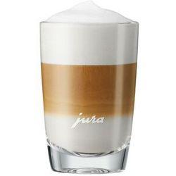 JURA dwie szklaneczki do latte macchiato 220ml
