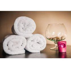 Slevo Ręcznik hotelowy lux 600 gr/m2 30x50cm biały 100% bawełny egipskiej