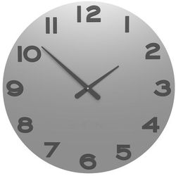 Zegar ścienny Smarty Number CalleaDesign aluminium