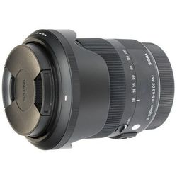 c 18-200 mm f/3.5-f/6.3 dc macro os hsm / canon - powystawowy wyprodukowany przez Sigma