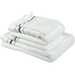 Cawö Frottier ręcznik White, 50 x 100 cm, 50 x 100 cm - produkt z kategorii- Ręczniki