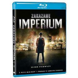 ZAKAZANE IMPERIUM, SEZON 1 (5 BD) GALAPAGOS Films 7321999314767 - produkt z kategorii- Seriale, telenowele, pr