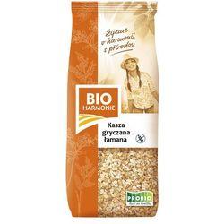 Kasza gryczana łamana bezglutenowa 400g BIOHARMONIE - produkt z kategorii- Kasze, makarony, ryże