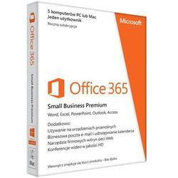Microsoft Office 365 Small Business Premium PL ESD (oprogramowanie)