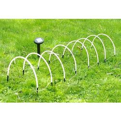 1 Oświetlenie ogrodowe solarne led