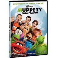 Galapagos Muppety. poza prawem (dvd) - dostawa zamówienia do jednej ze 170 księgarni matras za darmo (732191