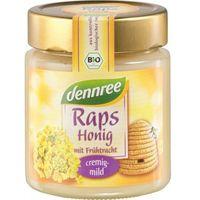 Miód rzepakowy bio 500 g -  marki Dennree