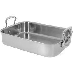 Brytfanna stalowo-aluminiowa 25x35 cm affinity (d-3727-35) marki De buyer