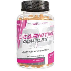 TREC L-Carnitine Complex 900mg 90 Tabletek - produkt z kategorii- Redukcja tkanki tłuszczowej