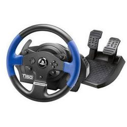 Kierownica Thrustmaster T150 dla PS4, PS3 a PC + pedały (4160628) Czarny, kup u jednego z partnerów