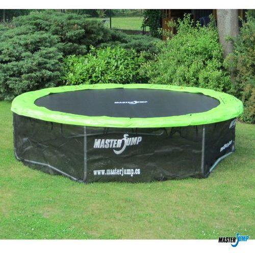 Siatka zabezpieczająca pod trampoliny 396 cm - sprawdź w Najtanszysport