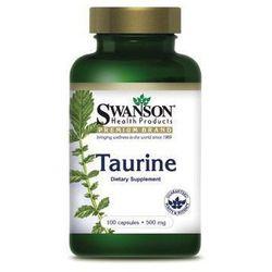 Tauryna 500mg - 100 kapsułek - produkt z kategorii- Pozostałe zdrowie