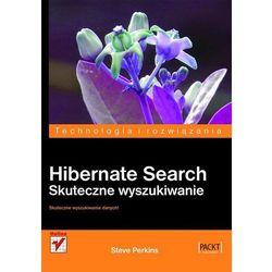 Hibernate Search. Skuteczne wyszukiwanie, pozycja wydawnicza