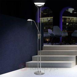 Oświetlenie globo Globo classica lampa stojąca oświetlająca sufit chrom, stal nierdzewna, 2-punktowe (9007371145935)
