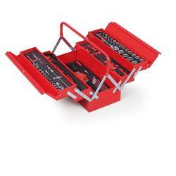 B2b partner Skrzynka na narzędzia z wyposażeniem, 209x450x200mm