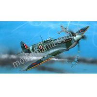 Spitfire Mk V b z kategorii Pozostałe modele do sklejania