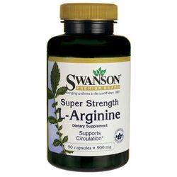 Swanson L-Arginina Forte 850mg 90 kaps. - sprawdź w wybranym sklepie