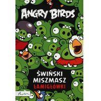 Angry Birds Świński mix Zwariowane łamigłówki - Dostępne od: 2014-10-29