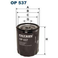 Filtr oleju OP 537 z kategorii Filtry oleju