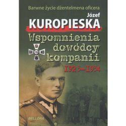Wspomnienia dowódcy kompanii 1923-1934 (ISBN 9788311129337)